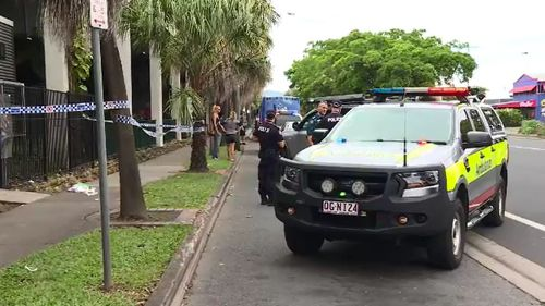 Woman stabbed in Cairns CBD
