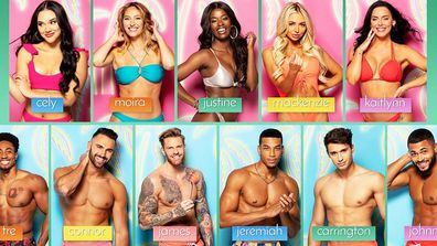 Love Island USA Season 2 Cast