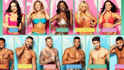 Love Island USA Season 2 Cast