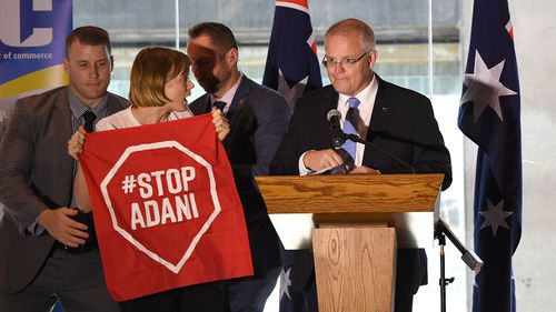 Adani receives management plan approval