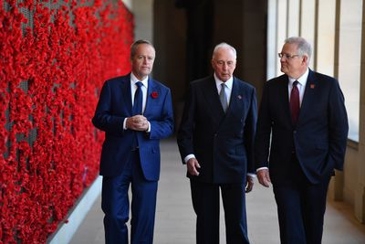 <strong>REMEMBRANCE DAY - 100 YEARS SINCE END OF WWI</strong>