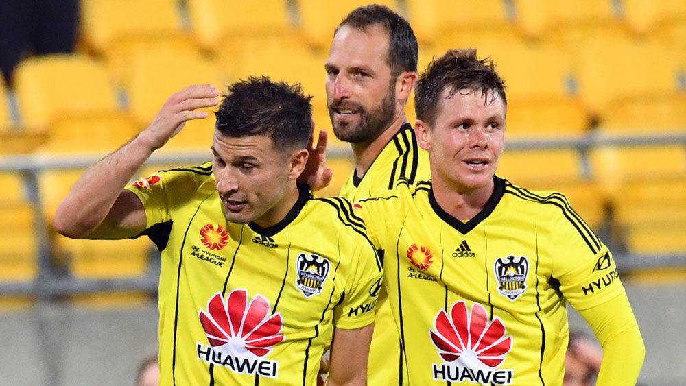 Phoenix fire in A-League as Victory falter