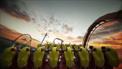 Canada's Wonderland set to open the longest, fastest and tallest dive-coaster in the world