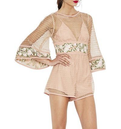 "Alice McCall playsuit, $420 at <a href=""http://shop.davidjones.com.au/djs/ProductDisplay?catalogId=10051&productId=10980021&langId=-1&storeId=10051"" target=""_blank"">David Jones</a>"