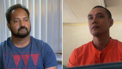 'Nothing to hide': Man denies role in friend's Fijian prison ordeal