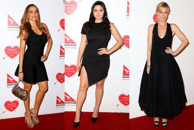 Sofia Vegara, Ariel Winter, Julie Bowen<br/><br/>Images: Getty