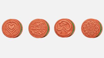 The limited-edition cookies will be available in six-cookie packs at convenience stores starting in January