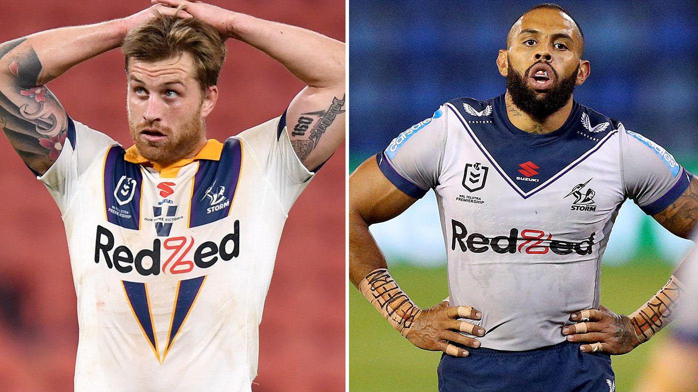 NRL team lists, week one finals: Storm superstar Cameron Munster named for comeback, injured teammate Josh Addo-Carr ruled out