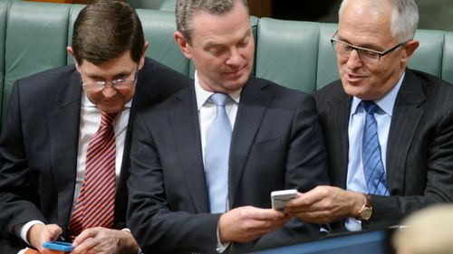 Stop texting me, you're embarrassing yourself, Lazarus tells Pyne