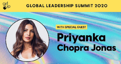 Priyanka Chopra Jonas Girl Up summit 2020