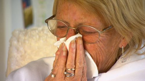 Influenza claimed the lives of more than 1000 people last year. (9NEWS)