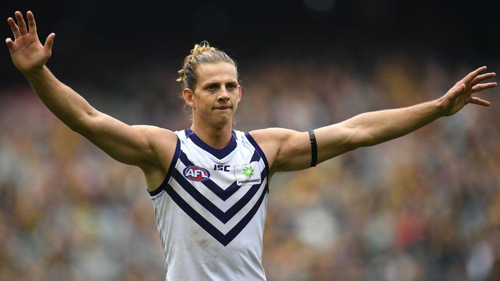 Fyfe eyes off AFL flag after monster deal