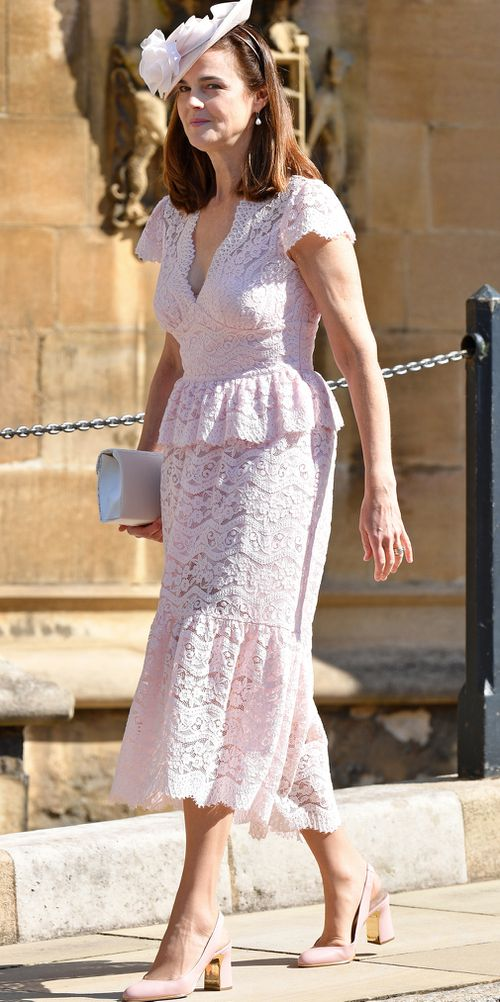 Samantha Cohen has been brought over from Buckingham Palace to work with the Duchess of Sussex. (Getty)