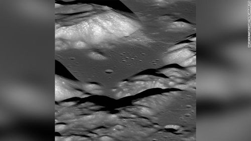 There are now thousands of cliffs scattered across the moon's surface