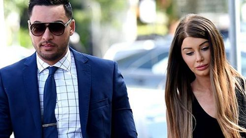 Mehajer rejects AVO reports, says 'only death' will end marriage