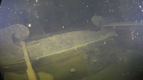 The HMS Terror vanished during an Arctic Expedition in 1845.