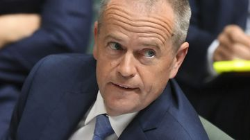 Shorten drops F-bomb and reveals biggest career regret
