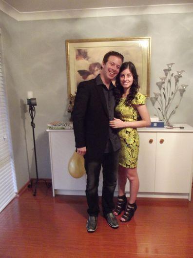 Danielle couple pic