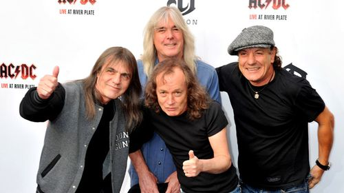 AC/DC guitarist Malcolm Young in nursing home for dementia