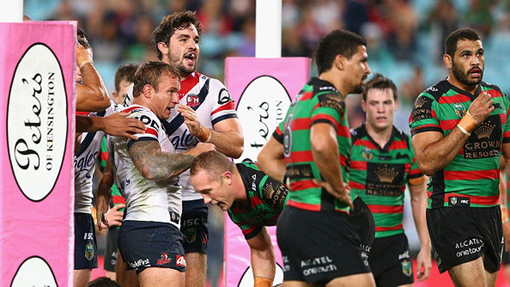 Napa fires Roosters to NRL win over Souths