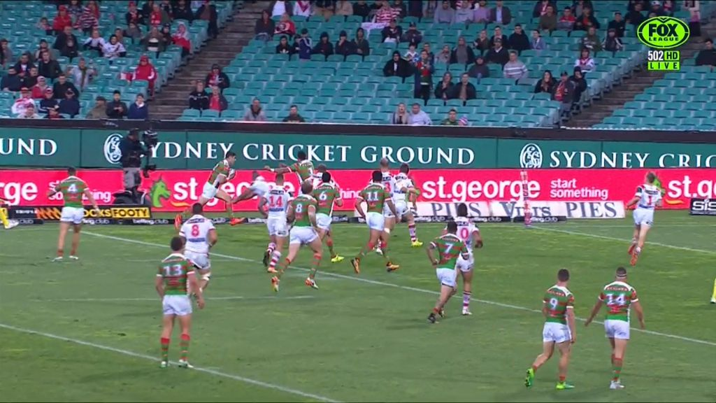 Souths hit back late to snatch win