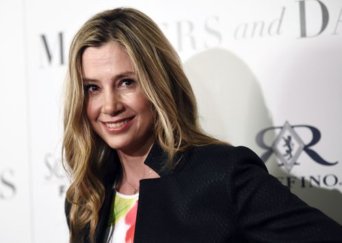 Mira Sorvino is another actor who has stepped forward. (AAP)