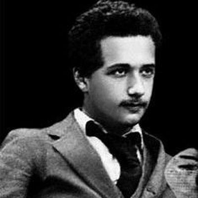 <p>Albert Einstein</p>