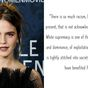 Emma Watson criticised for editing BlackoutTuesday post