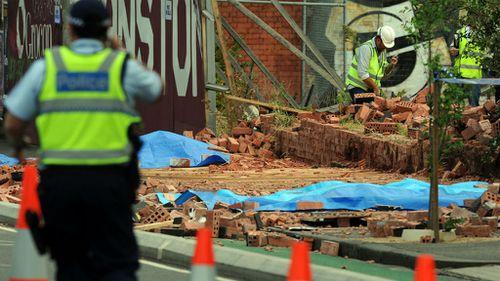 Grocon faces fatal Melbourne wall collapse plea hearing