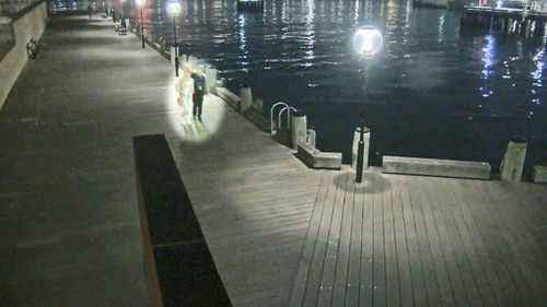About 7am on Tuesday 12 November 2019, emergency services were called to Campbells Cove at Circular Quay, after a body was seen in the water. Officers from Sydney City Police Area Command attended and pulled the woman's body from the water. Despite attempts by paramedics to resuscitate her, she was declared deceased.
