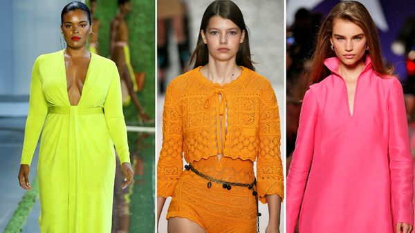 Fashion month launched with a bang this month. Here are the top trends that stormed the runways. Images: Getty.