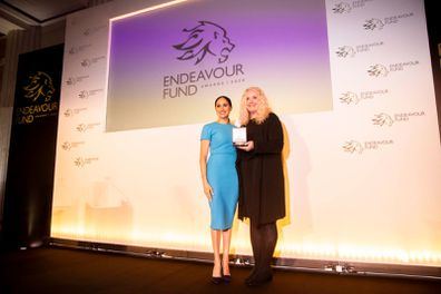 Prince Harry Meghan Markle the Endeavour Fund