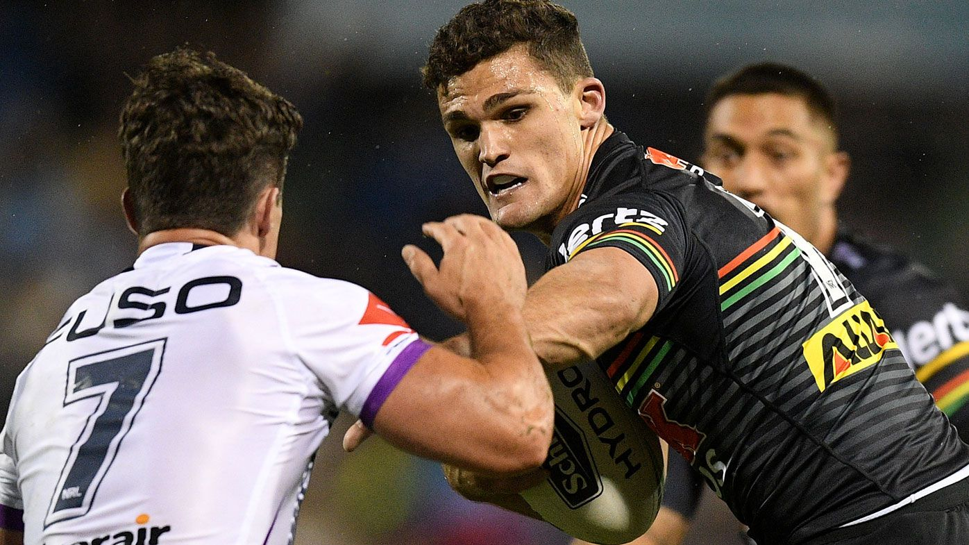 Andrew Johns sends wake-up call to Nathan Cleary after Panthers' poor start