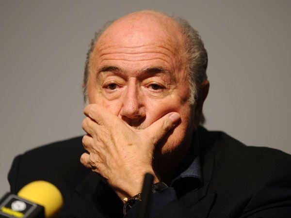 Sepp Blatter. (AAP)