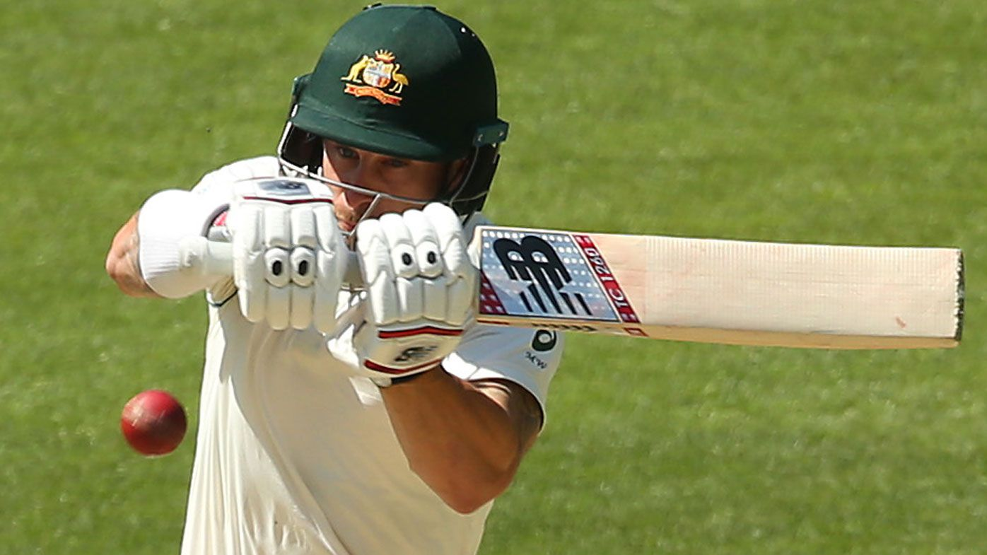 The Test greats spurring on Australia's reinvented veteran batsman Matthew Wade