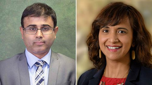 Husband and wife team Dr Yash Gawarikar and Dr Roopa Lakhanpal run the Canberra Region Neurology and Pain Centre.