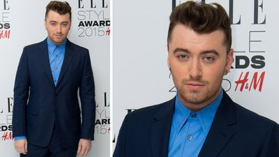 Sam Smith won 'Musician of the Year'. (Getty)