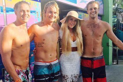 @skye.m.w.y: Sexy surfer boys necklace - @daisysgirl_ outfit- @raptureboutique @ryanginns @paulslijderink @tyyzziiee