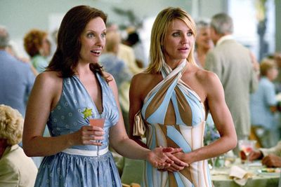 In 2005, Cam starred alongside Aussie star Toni Collette in 2005 rom-com <i>In Her Shoes</i>.<br/><br/>(Image: 20th Century Fox)