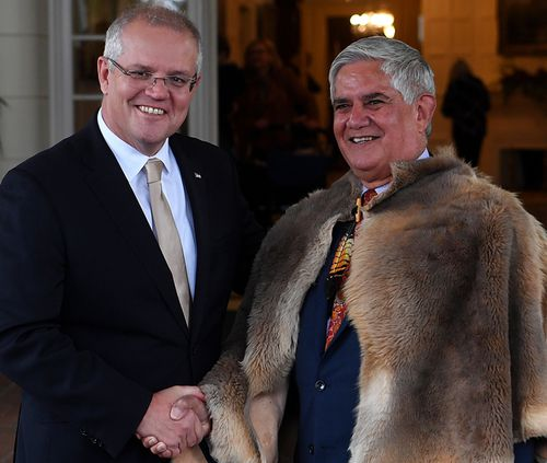 Australia promises national vote on recognition of indigenous people