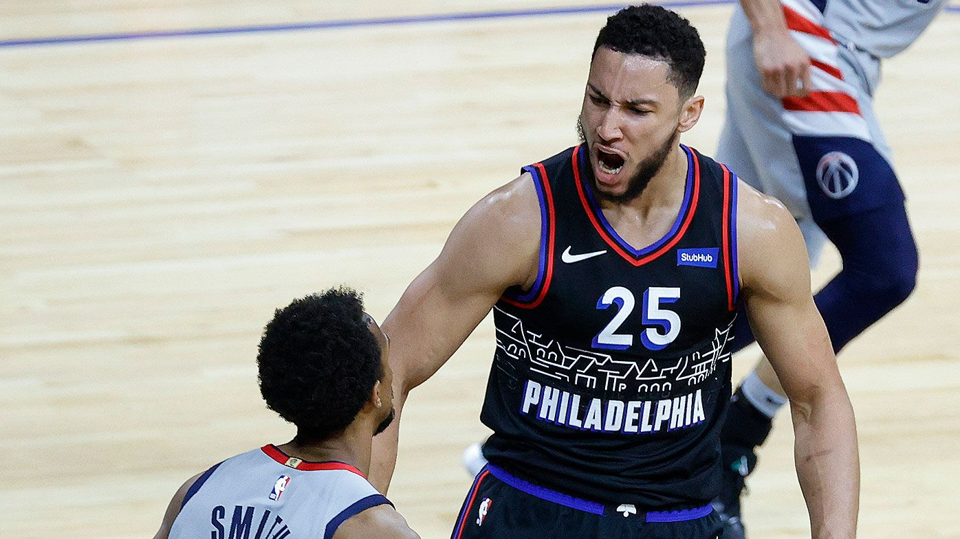 'What y'all want?': Ben Simmons fires shot at haters after 76ers beat Wizards in Game 2
