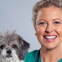 Bondi Vet Danni Dusek brings a surprising talent to the show