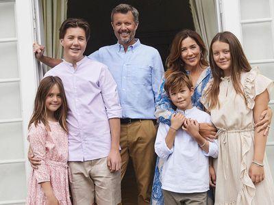 Prince Frederik of Denmark