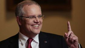 Scott Morrison's Sri Lankan curry