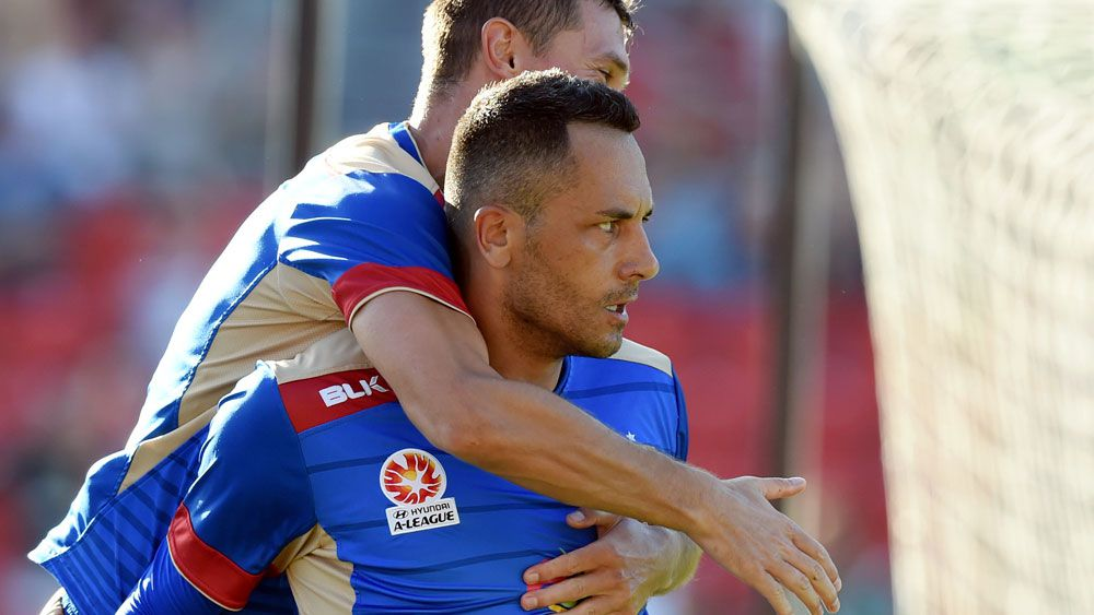 Jets reign supreme in City A-League upset