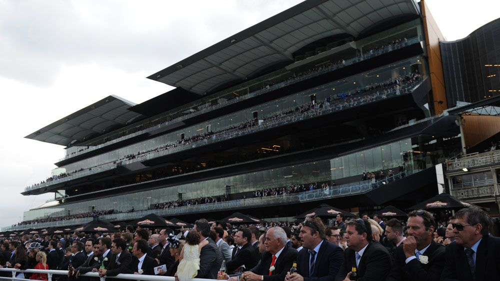 Randwick racecourse could get lights under plans from the Australian Turf Club. (AAP)