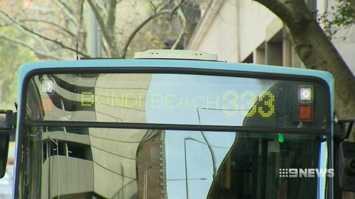 The 333 from Bondi Beach to Circular Quay will run every three minutes during the peak