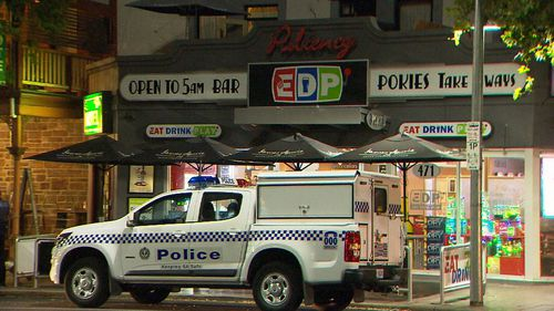 Investigations into the armed robbery are ongoing, with the offenders still on the run.