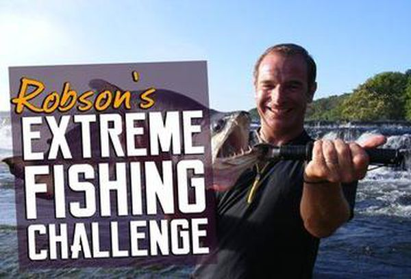 Robson's Extreme Fishing Challenge...