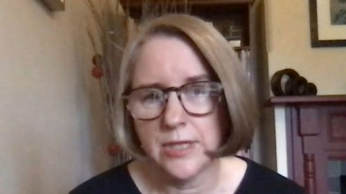 Director of epidemiology at the Doherty Institute Professor Jodie McVernon